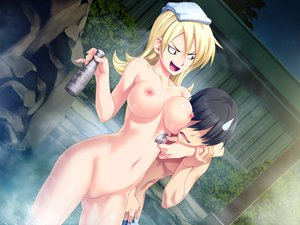 Rating: Questionable Score: 190 Tags: bath blonde_hair breasts game_cg katakage_fuurin koutaro navel nipples nude tropical_kiss User: Wiresetc