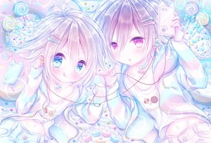 Rating: Safe Score: 46 Tags: all_male male original tagme_(artist) trap User: luckyluna