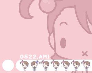 Rating: Questionable Score: 2 Tags: chibi futami_ami idolmaster User: denim332