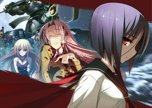 Rating: Safe Score: 27 Tags: ashikaga_chachamaru ayane_ichijou blood full_metal_daemon_muramasa mecha namaniku_atk ootori_kanae seifuku User: Wiresetc