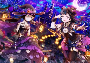 Rating: Safe Score: 44 Tags: halloween kurosawa_dia love_live!_school_idol_project love_live!_sunshine!! tagme_(artist) tsushima_yoshiko User: RyuZU