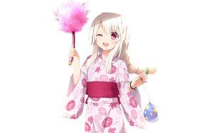 Fate/kaleid liner プリズマ☆イリヤの壁紙 1392×870px 488KB