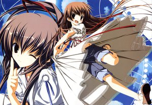 Rating: Questionable Score: 23 Tags: inagaki_setsuna kagome sca-ji tabata_yui tagme √after_and_another User: 秀悟