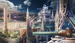Rating: Safe Score: 144 Tags: building city landscape mistwalker nintendo scenic tagme the_last_story User: Wiresetc