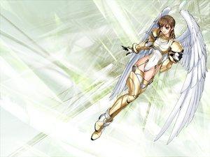 Rating: Safe Score: 17 Tags: lina_maclorchlain mechagirl taka_tony tempest wings User: Oyashiro-sama