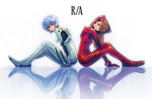 Rating: Safe Score: 37 Tags: ayanami_rei boyaking neon_genesis_evangelion soryu_asuka_langley User: FormX