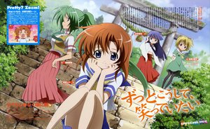 Rating: Safe Score: 13 Tags: duplicate furude_rika higurashi_no_naku_koro_ni houjou_satoko ryuuguu_rena sonozaki_mion User: Oyashiro-sama