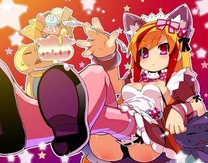 Rating: Safe Score: 79 Tags: animal animal_ears beatmania_iidx cat catgirl food ice_cream panties thighhighs underwear zankuro User: Wiresetc