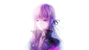 Rating: Safe Score: 118 Tags: braids coaurora dangan-ronpa kirigiri_kyouko purple_eyes purple_hair tie white User: mattiasc02