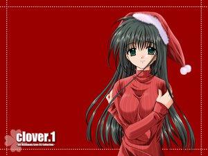 Rating: Safe Score: 10 Tags: christmas nishimata_aoi red User: Oyashiro-sama