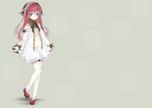 Rating: Safe Score: 79 Tags: aqua_eyes dress gothic original photoshop red_hair tagme User: feiyuelisky