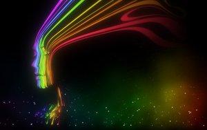 Rating: Safe Score: 22 Tags: every_extend_extra landscape night rainbow scenic space stars tagme User: Oyashiro-sama