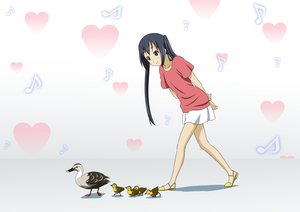 Rating: Questionable Score: 57 Tags: jpeg_artifacts k-on! nakano_azusa oku_no_shi User: gnarf1975