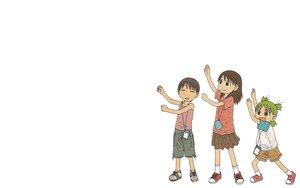 Rating: Safe Score: 10 Tags: koiwai_yotsuba male tagme_(character) yotsubato! User: 秀悟