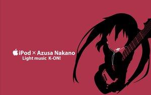 Rating: Safe Score: 24 Tags: ipod k-on! kisoba nakano_azusa pink silhouette User: anaraquelk2