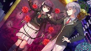 Rating: Safe Score: 39 Tags: bondage game_cg hiraoka_mutsuki kamitsure_~7_no_nijou_fushigi~ magic male mizuki_kotora school_uniform yurigaoka_nanami User: mattiasc02