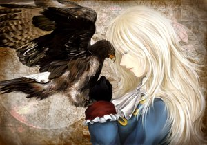 Rating: Safe Score: 91 Tags: animal axis_powers_hetalia bird prussia_(hetalia) User: Tensa