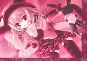Rating: Safe Score: 72 Tags: animal bunny lolita_fashion magical_tale sasha_(magical_tale) tinkle User: 秀悟
