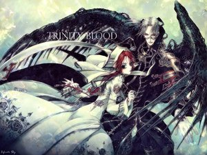 Rating: Safe Score: 10 Tags: abel_nightroad esther_blanchett trinity_blood User: yukitsukay
