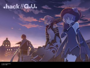 Rating: Safe Score: 25 Tags: .hack// .hack//g.u. .hack//link .hack//roots biwa haseo ovan shino User: Oyashiro-sama