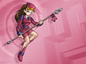 Rating: Safe Score: 0 Tags: anthropomorphism debian juzo-kun linux os-tan spear weapon User: Oyashiro-sama