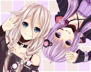 Rating: Safe Score: 110 Tags: close ia minaduki0038 vocaloid yuzuki_yukari User: FormX