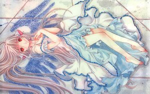 Rating: Safe Score: 27 Tags: chii chobits clamp User: 秀悟