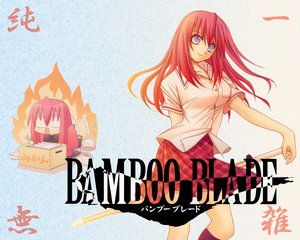 BAMBOO BLADEの壁紙 1280×1024px 479KB