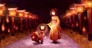 Rating: Safe Score: 92 Tags: erika_(pokemon) japanese_clothes kimono pokemon ribero vulpix User: FormX