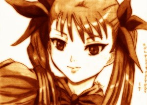 Rating: Safe Score: 16 Tags: dance_in_the_vampire_bund godees mina_tepes monochrome User: SciFi