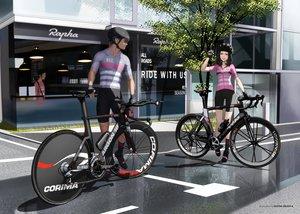 Rating: Safe Score: 29 Tags: bicycle hitomi_kazuya male skintight watermark User: mattiasc02