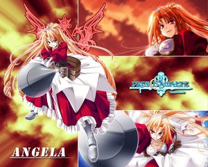 Rating: Safe Score: 11 Tags: angela_victoire_blendin princess_waltz red_hair takeya_masami User: patokite91