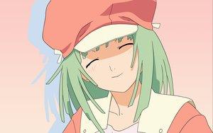 Rating: Safe Score: 23 Tags: bakemonogatari close green_hair monogatari_(series) sengoku_nadeko vector User: HawthorneKitty