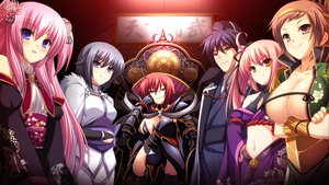 Rating: Safe Score: 68 Tags: game_cg group sengoku_hime User: Maboroshi
