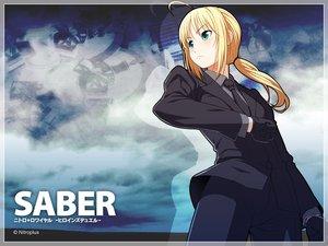 Rating: Safe Score: 20 Tags: artoria_pendragon_(all) fate_(series) fate/stay_night fate/zero saber User: Oyashiro-sama