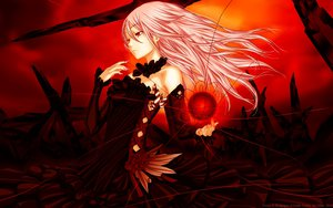 Rating: Questionable Score: 259 Tags: dress guilty_crown red_eyes redjuice sky yuzuriha_inori User: gnarf1975