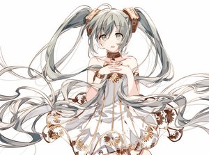 Rating: Safe Score: 51 Tags: dress gocoli hatsune_miku long_hair polychromatic twintails vocaloid User: BattlequeenYume