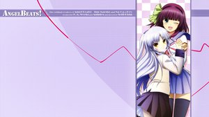 Rating: Safe Score: 38 Tags: angel_beats! nakamura_yuri tachibana_kanade User: talchi