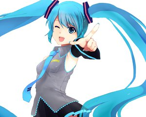 Rating: Safe Score: 41 Tags: choma_0115 hatsune_miku vocaloid User: FormX