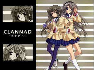 Rating: Safe Score: 11 Tags: clannad ibuki_fuuko sakagami_tomoyo User: HawthorneKitty