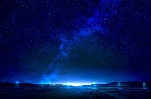 Rating: Safe Score: 30 Tags: mks nobody original scenic sky stars User: RyuZU