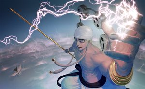 Rating: Safe Score: 87 Tags: all_male enel male marutora one_piece tagme User: しののん