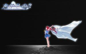 Rating: Safe Score: 37 Tags: abhar barefoot black deep_blue_sky_&_pure_white_wings long_hair misaki_kurehito miyamae_tomoka ponytail red_hair school_uniform skirt tie water User: sukesuke