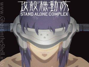 Rating: Safe Score: 8 Tags: ghost_in_the_shell kusanagi_motoko purple_hair User: Oyashiro-sama