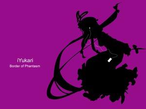 Rating: Safe Score: 24 Tags: ipod parody silhouette touhou yakumo_yukari User: grudzioh