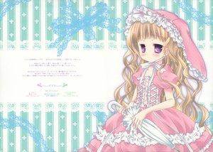 Rating: Safe Score: 16 Tags: blush lolita_fashion nostalgic_barbie okazaki_anko scan User: Maho