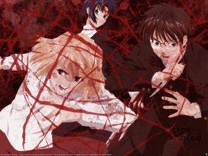 Rating: Questionable Score: 9 Tags: arcueid_brunestud blood ciel red shingetsutan_tsukihime tohno_shiki User: atlantiza