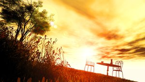 Rating: Safe Score: 136 Tags: 3d clouds drink grass original scenic sky sunset tree y-k User: STORM