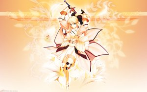 Rating: Safe Score: 25 Tags: fate_(series) fate/stay_night saber_lily User: 秀悟