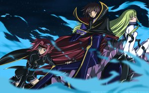 Rating: Safe Score: 64 Tags: cc code_geass kallen_stadtfeld lelouch_lamperouge User: pantu